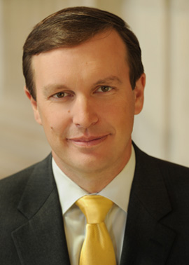 Official Photo of Senator Chris Murphy